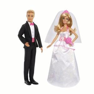 barbie et ken mariés