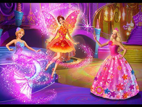barbie et la magie de la mode partie 1
