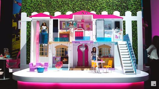 barbie et sa maison de rêve en français