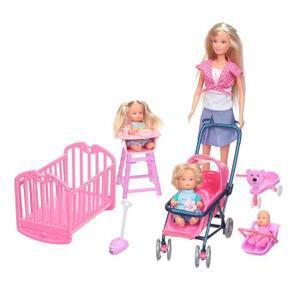 barbie et son bébé
