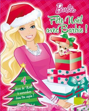 barbie fete noel