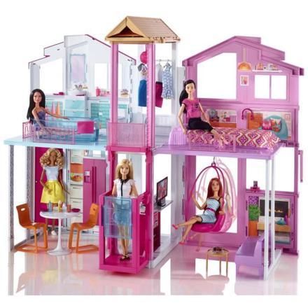 barbie maison