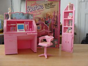 barbie mobilier