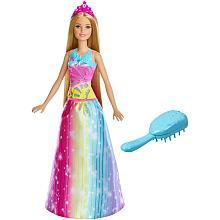 barbie princesse arc en ciel