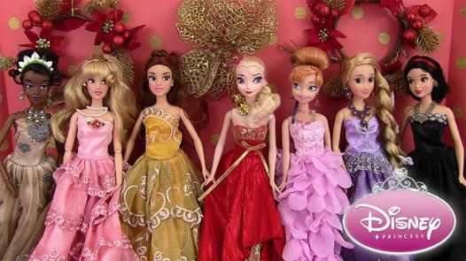 barbie princesse disney