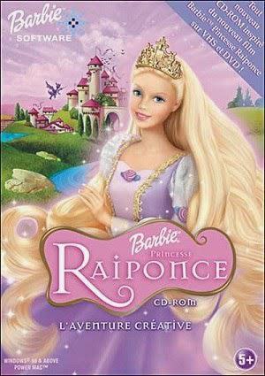 barbie princesse raiponce streaming