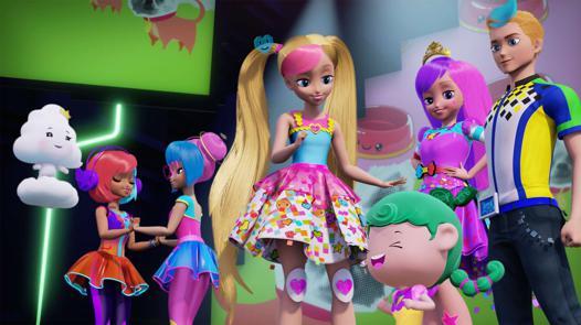 barbie video game hero streaming