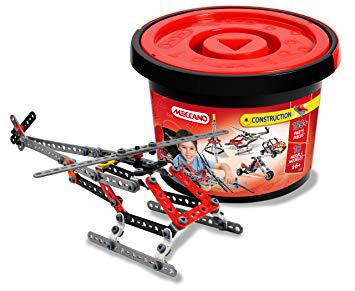 baril meccano metal