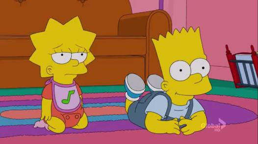 bart simpson and