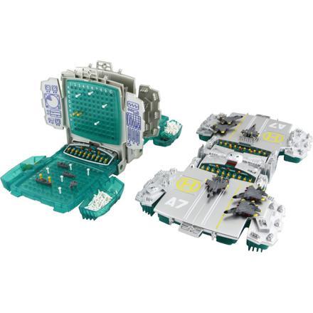 bataille navale électronique parlante