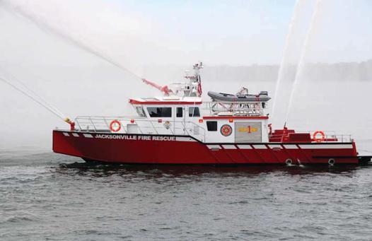 bateau de pompier