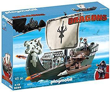 bateau dragon playmobil