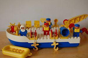 bateau duplo