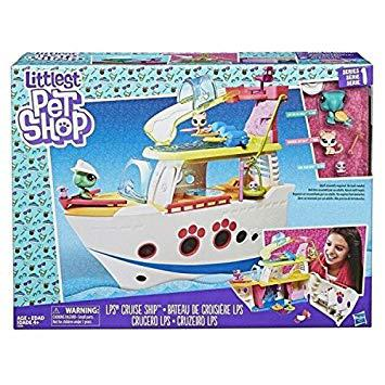 bateau petshop