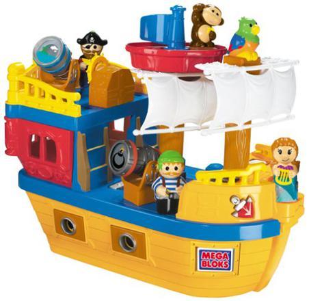 bateau pirate mega bloks