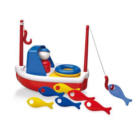 bateau pour le bain