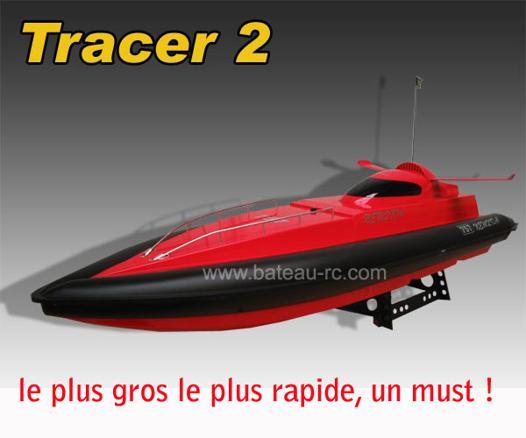bateau rc electrique rapide