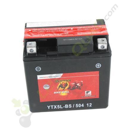 batterie quad enfant