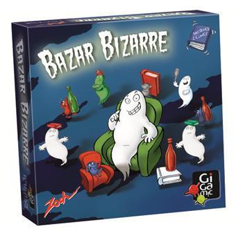 bazar bizarre jeu