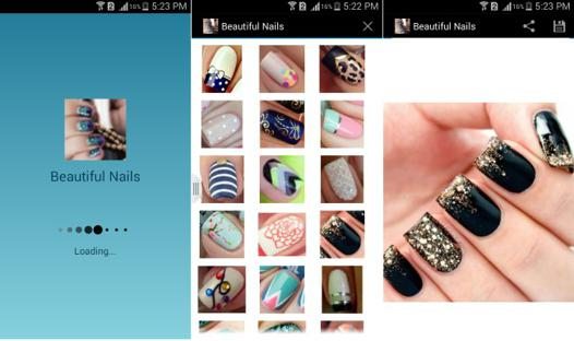beauty nails catalogue