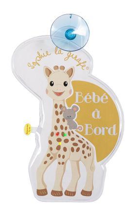 bebe a bord sophie la girafe