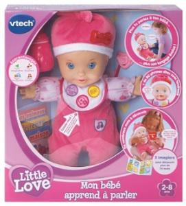 bébé qui parle jouet