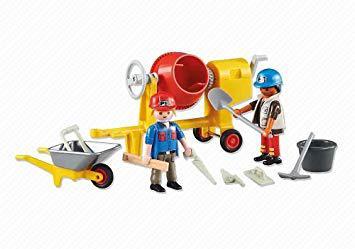 betonniere playmobil