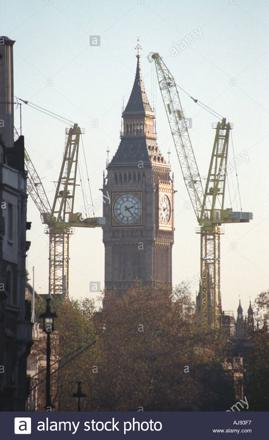 big ben construction