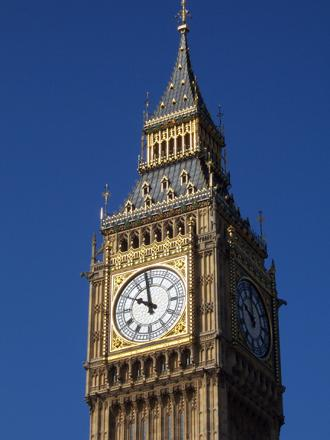 big ben date de construction