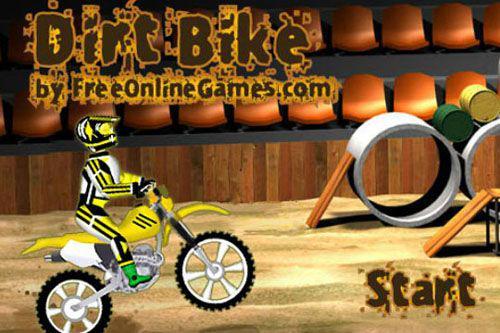 bike jeux
