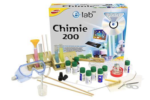 boite de chimie pour adulte