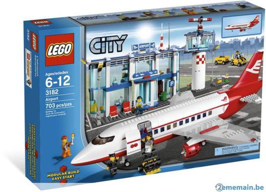 boite de lego city