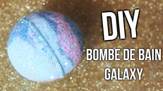 bombe de bain galaxy