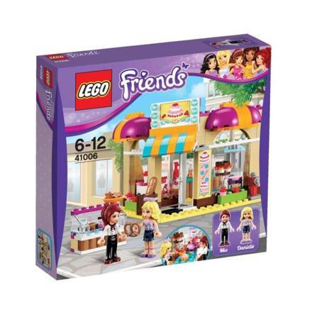 boulangerie lego friends