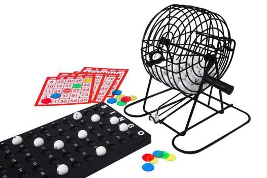 boulier de bingo