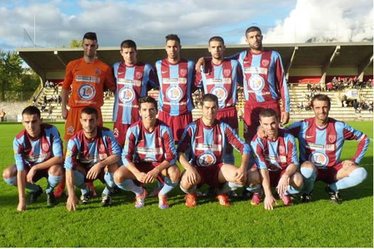 bourgoin foot
