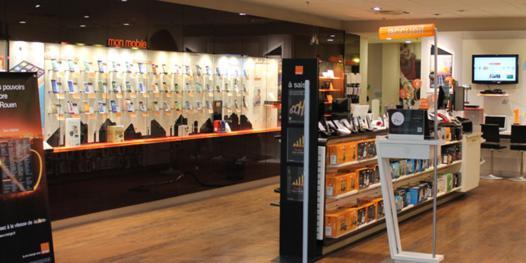 boutique orange barentin