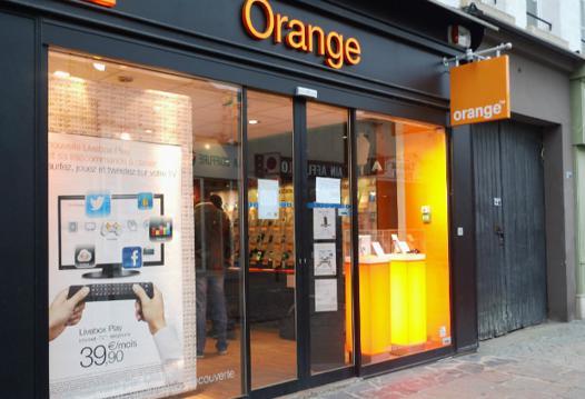 boutique orange chambery