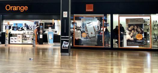 boutique orange houdemont