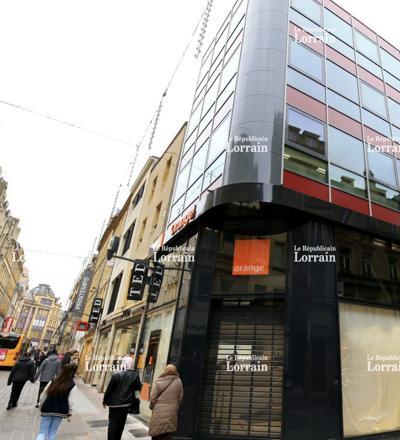boutique orange metz