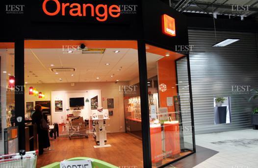 boutique orange montbéliard