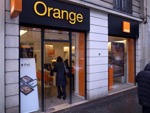 boutique orange niort