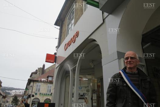 boutique orange pontarlier