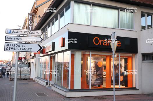 boutique orange sarreguemines