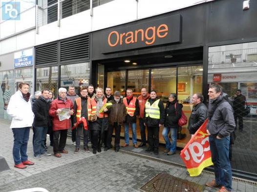boutique orange st nazaire