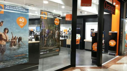 boutique orange villeneuve d ascq