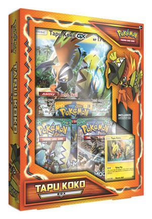 box carte pokemon
