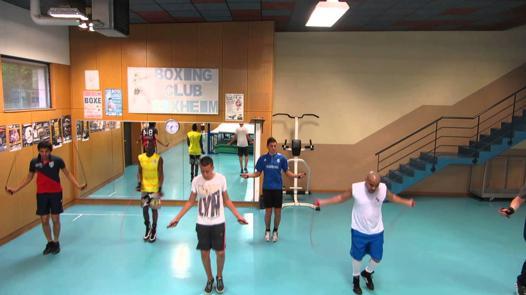 boxing club rixheim