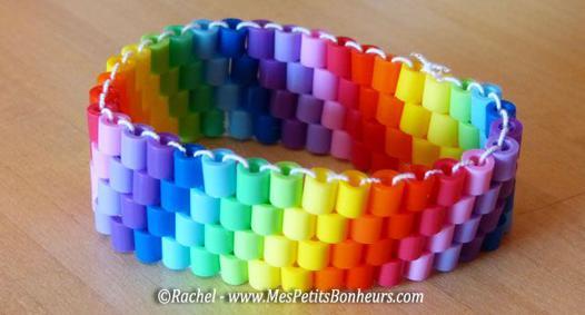 bracelet perle hama