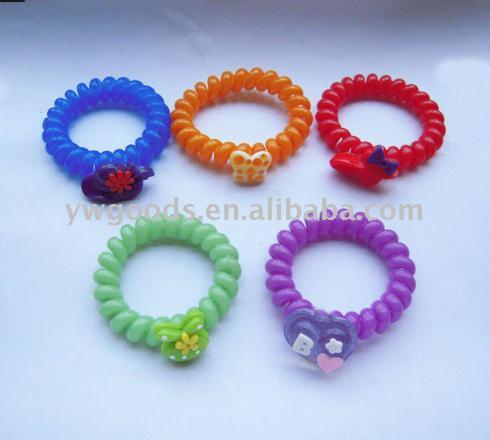 bracelet plastique enfant